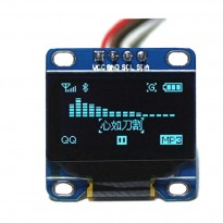 I2C OLED Display 128x64 for Arduino (Blue)