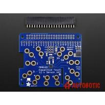 Adafruit Capacitive Touch HAT for Raspberry Pi - Mini Kit - MPR121