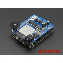 Adafruit Wave Shield for Arduino Kit - v1.1