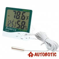 Pro'sKit NT-312 Digital Temperature Humidity Meter with Probe