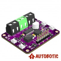 Maker Drive: Simplifying H-Bridge Motor Driver for Beginner