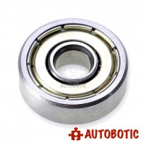 682zz Flange Miniature Ball Bearing Double Metal Shielded (3x8x4mm)