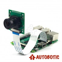 Arducam NoIR 8MP Sony IMX219 camera module with M12 lens LS40136 for Raspberry Pi