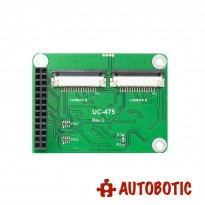 Arducam Multi Camera Adapter module V2.2 for Raspberry Pi 4/3B+/3B 5MP and 8MP Cameras (Arducam MIPI Compatible)