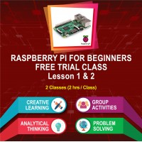 Raspberry Pi for Beginners Free Trial Class