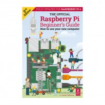 New Official Raspberry Pi Begineers Guide (Updated for Raspberry Pi 4)