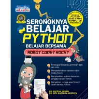 Seronoknya Belajar Python