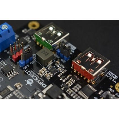 Solar Power Manager For 12V Lead-Acid Battery