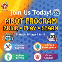 mBot STEAM Education, Integrated (Build • Play • Learn)
