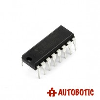 DIP-16 Integrated Circuit IC (ULN2003A) High-Current Darlington Transistor Arrays