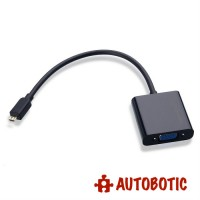 Micro HDMI to VGA Adapter Converter for Raspberry Pi 4