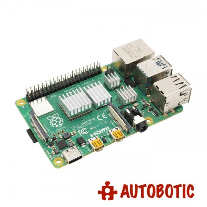 Raspberry Pi 4 Heatsink (Aluminium 4pcs)