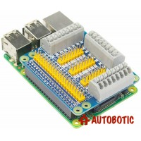 GPIO Expansion Board for Raspberry Pi