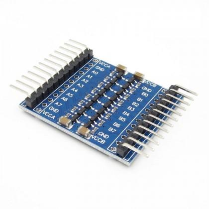 8 Channel Bi-directional Logic Level Converter(3.3V & 5V)
