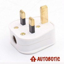 3 Pin 13A Plug Top (Sirim Approved)