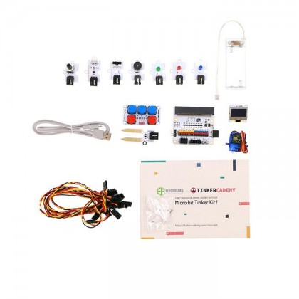 ElecFreaks micro:bit Tinker Kit (without micro:bit) [PROMO PRICE]