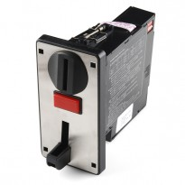 Coin Acceptor - Programmable (6 coin types) - Refurbished Unit