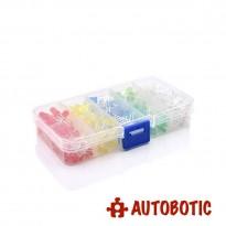5mm/3mm LED Kit with Box (300 pcs)