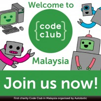 Malaysia Code Club (A Charity Club for Local Community)