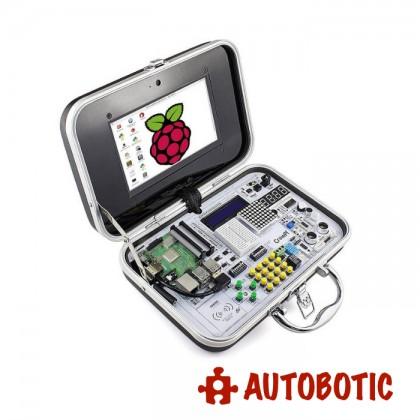 CrowPi- Compact Raspberry Pi Educational Kit