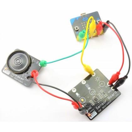 Monk Makes Electronic Starter Kit for micro:bit