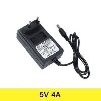 AC to DC Power Adapter 5V 4A (EU Plug) Jetson/LED Panel