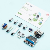 Elecfreaks micro:bit Smart Science IoT Kit (without micro:bit) - Limited Time