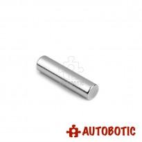 Neodymium Cylindrical Magnet 3mm x 20mm (1 piece)