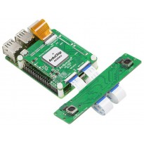 Arducam 5MP Synchronized Stereo Camera Bundle Kit for Raspberry Pi