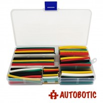 Heat Shrink Tube Kit (140pcs)