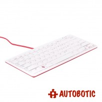 Official Raspberry Pi Keyboard (US) + 1 Yr Warranty