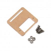 Acrylic Bracket for Micro Servo Motor SG90 / TS90 / FS90