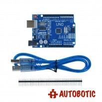 UNO R3 Compatible Board (CH340) + 1 USB Cable (Made in CHINA)