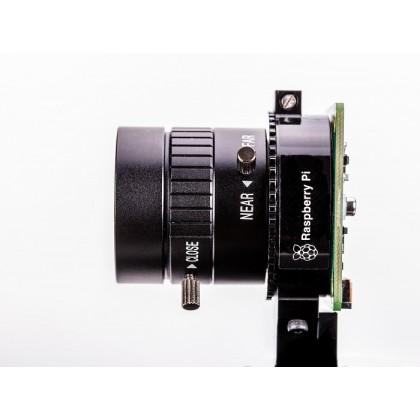 Raspberry Pi 6mm Camera Lens (Wide Angle) CS Mount for RPI HQ Camera