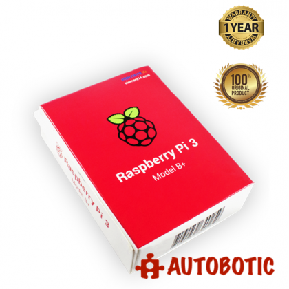 Special Combo Raspberry Pi 3 Model B+ with Official Casing