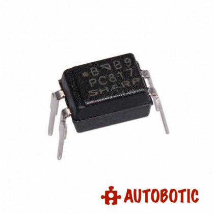 DIP-4 Integrated Circuit IC (PC817) Optocoupler
