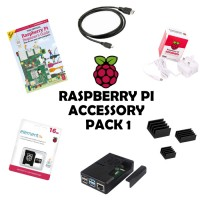 Raspberry Pi Accessory Pack 1 - Limited Time
