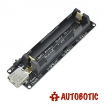 18650 Battery Shield V3 for USB Devices
