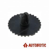 Black Thumbwheel Knob Diameter 16mm (14003-NE ACP)