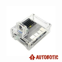 Acrylic Case for Jetson Nano with Camera Holder (A02/B01)