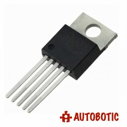 Step Down Voltage Regulator +5V (LM2576T-5.0)