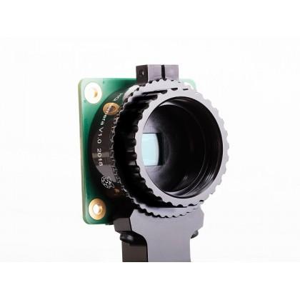 Raspberry Pi High Quality Camera + 16mm Lens + 6mm Lens + Free Tripod