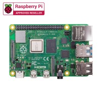 Special Combo Raspberry Pi 4 Model B (8GB) with Official Casing (Black)