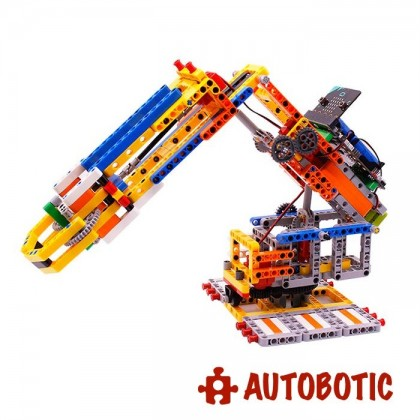 Yahboom Programmable Robot Arm compatible with LEGO (without micro:bit)