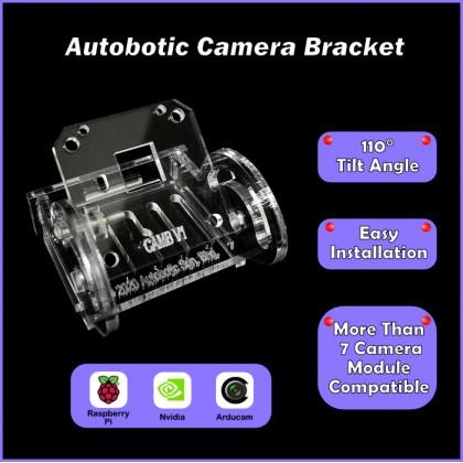 Autobotic Camera Mounting Bracket for Raspberry Pi Camera