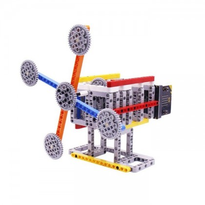 Yahboom Programmable Spin:bit Ferris Wheel compatible with LEGO (without micro:bit)