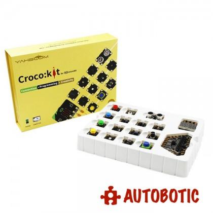 Yahboom Croco:kit sensor starter kit (without micro:bit)