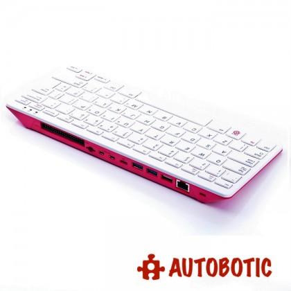 Raspberry Pi 400 Desktop Computer Kit (UK)