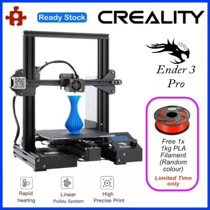 Creality Ender 3 Pro 3D Printer (Self-assembly) [READY STOCK]