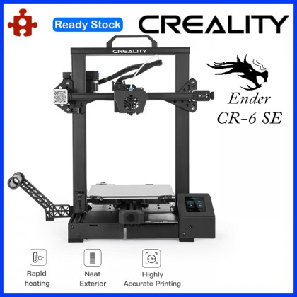 Creality Ender CR-6 SE 3D Printer (Self-assembly) [READY STOCK]